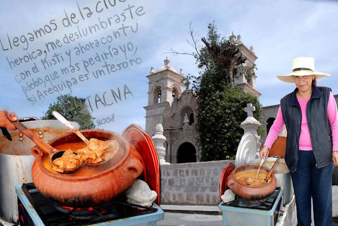ADOBO DEL CACIQUE - CAYMA - AREQUIPA