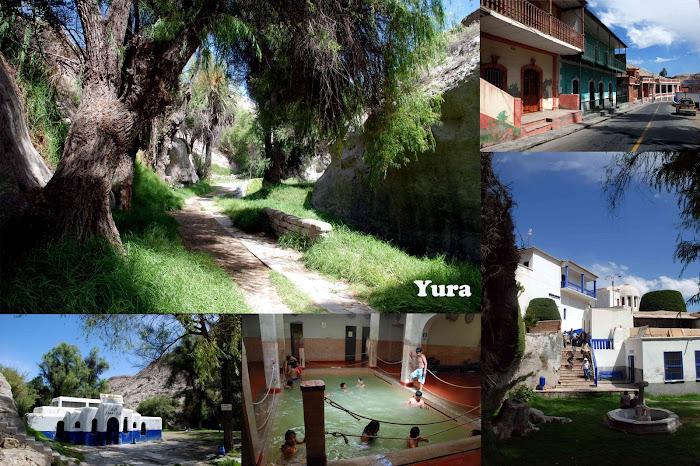 Balneario de Yura Arequipa