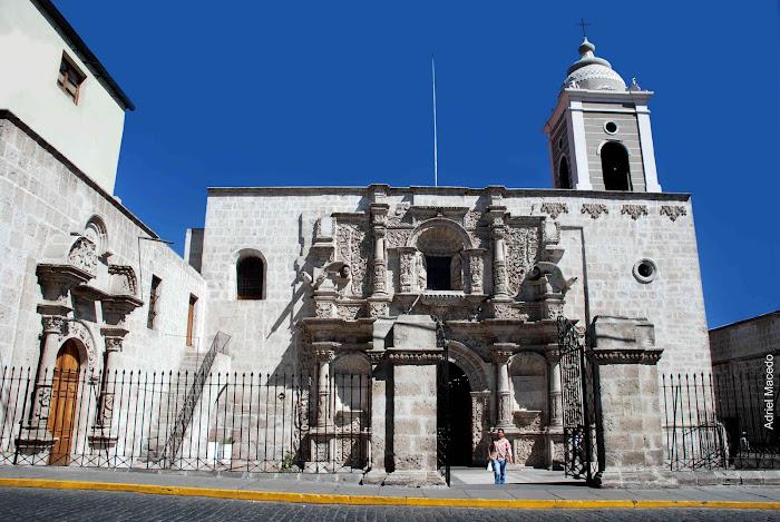 Parroquia del Sagrario Templo de San Agustín