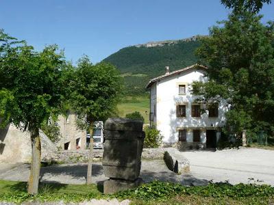 Valle de Améscoa en Navarra, Arte e Historia. Un vuelo visual.