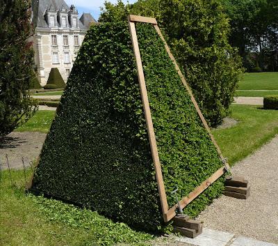 temps de jardin le topiaire est un art. Black Bedroom Furniture Sets. Home Design Ideas