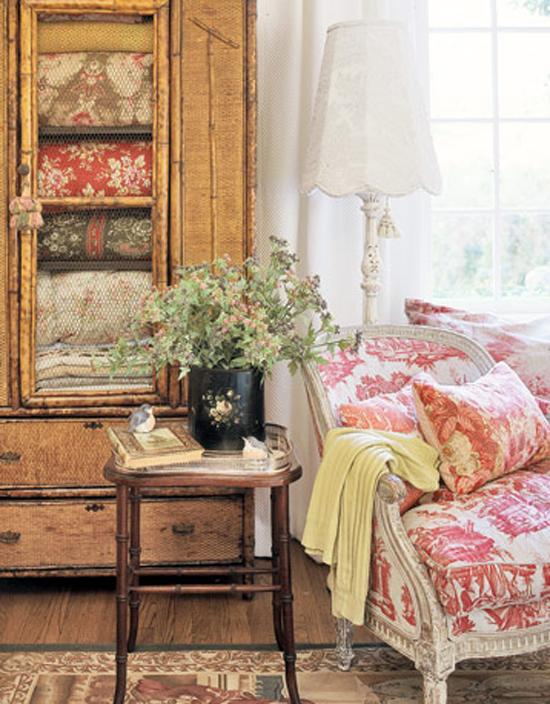 Luce 39 s house estilo cottage proven al ou shabby chic for Provence mobiliario