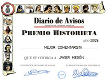 PREMIO HISTORIETA  AÑO 2009