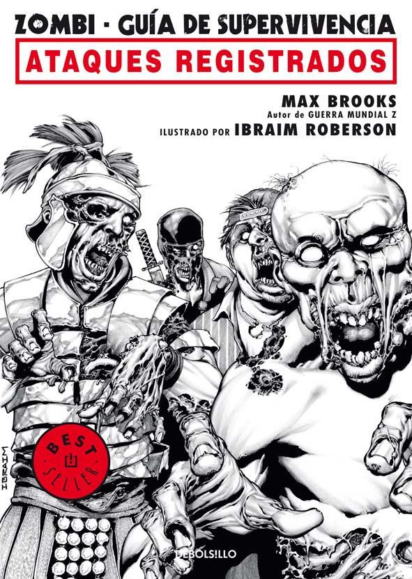 Zombi. Guía de supervivencia. Ataques registrados - Max Brooks [CBR | Español | 201.15 MB]