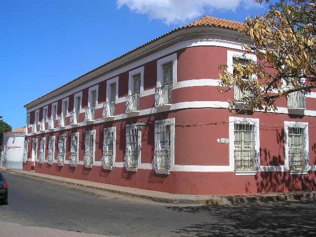 Falconianidad cultural edificio santa rosa - Ladrillo coriano ...