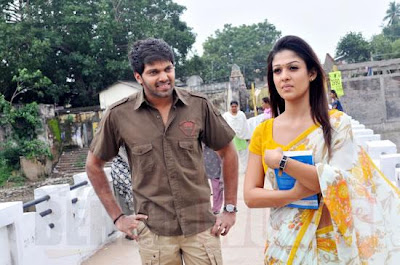 Arya and Nayanthara in Boss Engira Baskaran