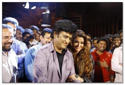 Director Shankar team party photo