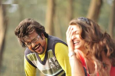 Rajini and Aishwarya Endhiran still