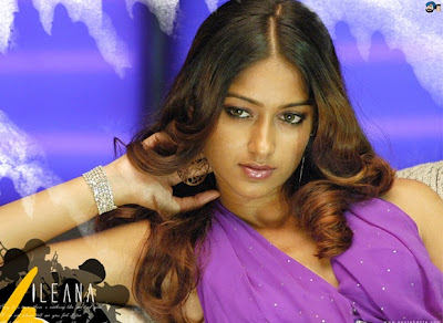 actress Ileana in 3 Idiots in Tamil