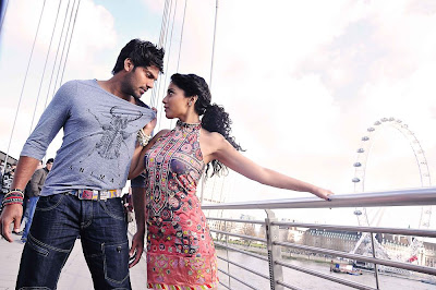 Arya and Shriya Chikku Bukku movie stills