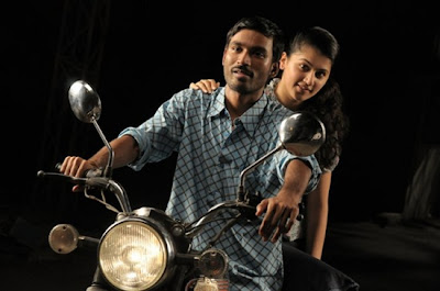 Dhanush and Tapasee Panu hot stills