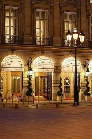 Fashionable Focus on The Ritz Paris