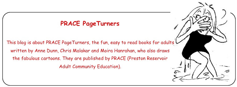 PRACE PageTurners