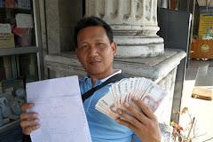 เดือน ต.ค รับเงินปันผล 3,8000 บาท