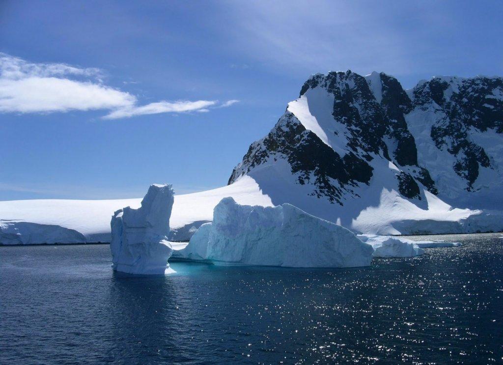 Imagenes espectaculares de la Antartida.
