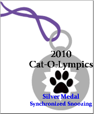 Cat-O-Lympics