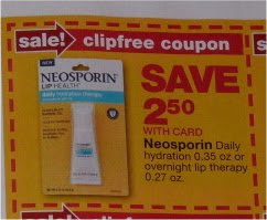 Neosporin+Lip+Health+Picture Free Neosporin Lip Health at CVS!