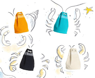 Hermes Simple Casual Beach Bags 2