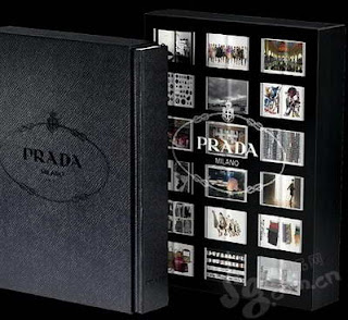 prada luxury book