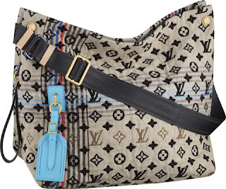 Louis Vuitton Monogram Cheche Bohemian bag
