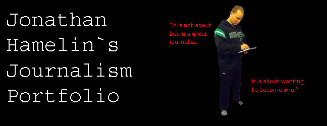 Jonathan's Journalism Portfolio
