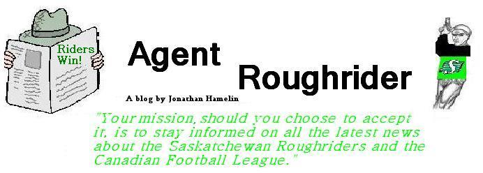 Agent Roughrider