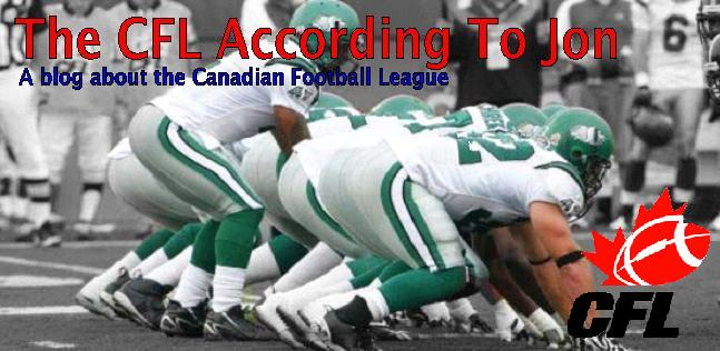 The CFL According to Jon