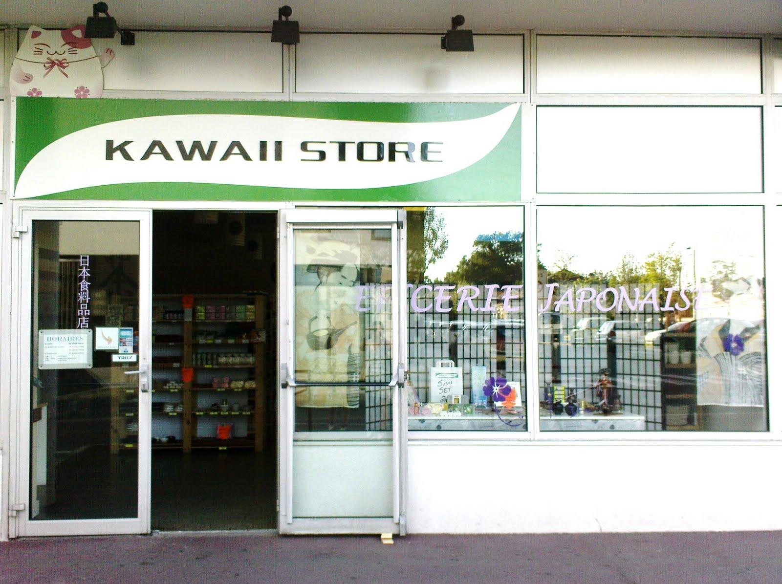 kawaii store picerie japonaise pr s de bordeaux tseline. Black Bedroom Furniture Sets. Home Design Ideas