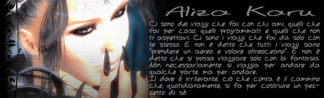 Aliza Karu in Second Life