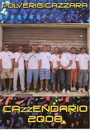 CALENDARIO CAZZARO 2008
