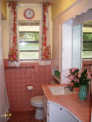 But As Pretty These Bathrooms Are I Don T Think They Will Work For Me It S Not Just The Lack Of Pink Tile Have Another Major Problem