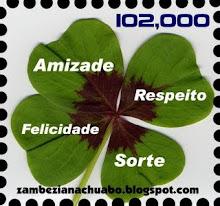 O trevo da sorte do Zambeziana