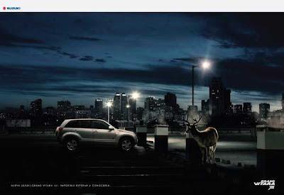 Advertising Archive Of World Best Creative Ads Suzuki Grand