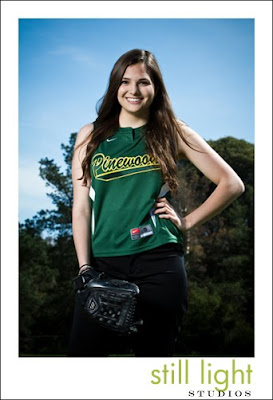 Pinewood High School Los Altos Girls Varisty Softball by Still Light Studios