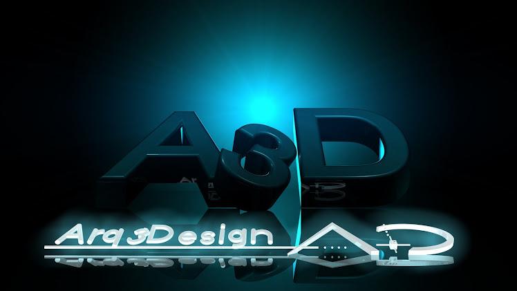 logo a3D tron