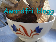 Awardfri blogg
