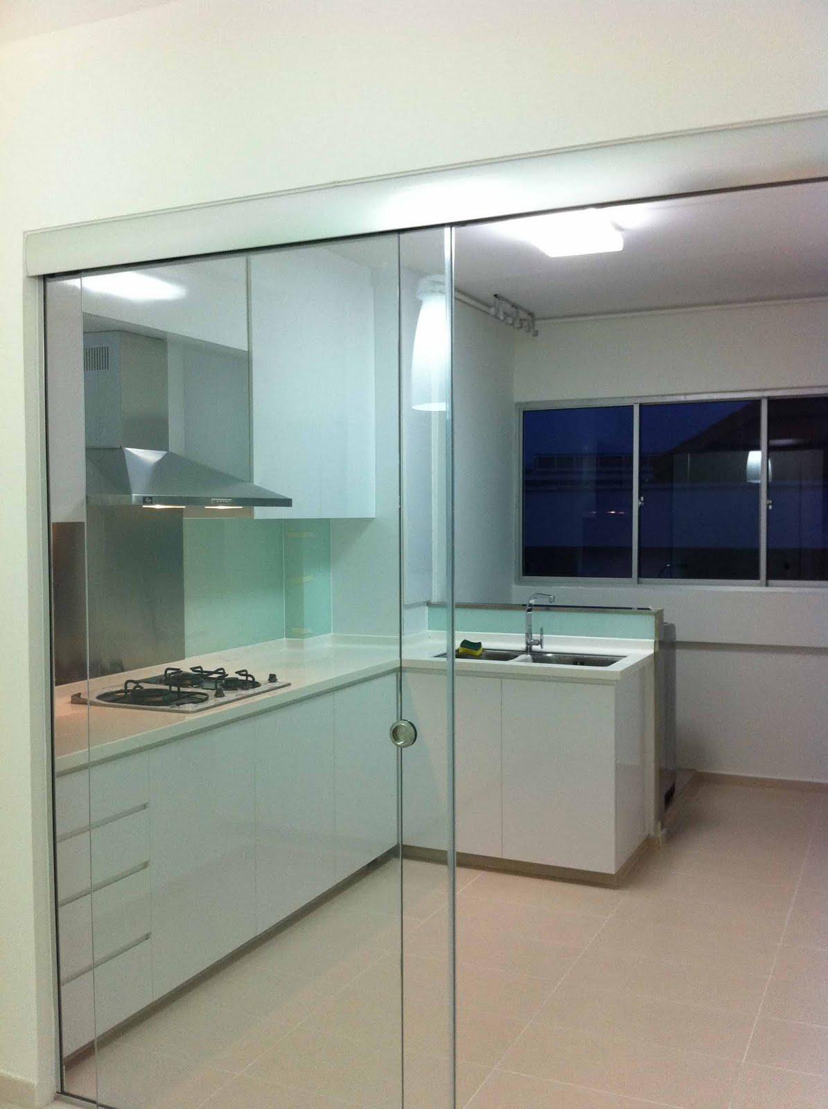 HDB Interior Design Kitchen