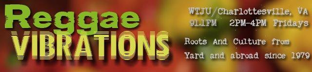 Reggae Vibrations WTJU