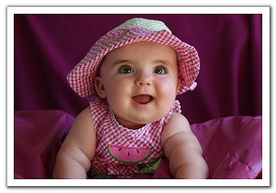 Baby Photo - Baby smile