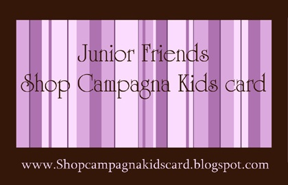 Shop Campagna Kids Card
