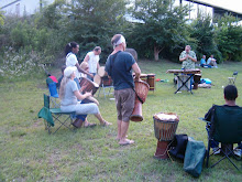 Columbia area drum circle
