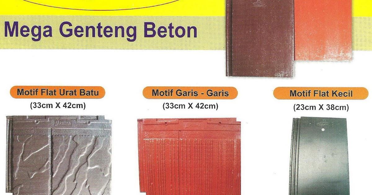 Genteng Flat Megaton
