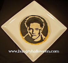 Halloween Recipes - Twilight Vampire Quesadilla