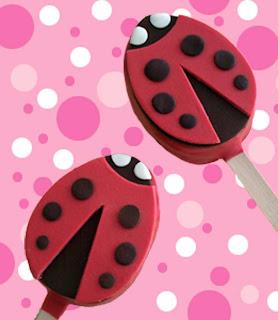 Ladybug snack recipe