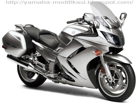 Modifikasi Motor Yamaha V Xion