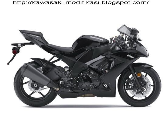 Kawasaki Ninja Rr Modifikasi. 2010 Kawasaki Ninja ZX-10R