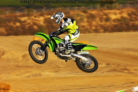 Kawasaki 250 Dirt Bike. 2010 Kawasaki KX250F These are