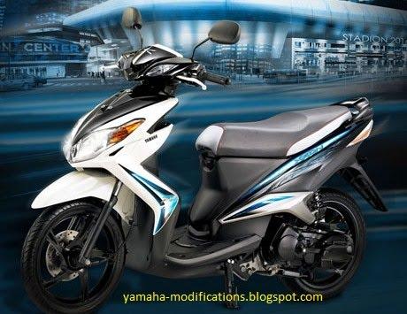 Modif Yamaha Xeon 2010