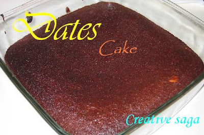 dates cake
