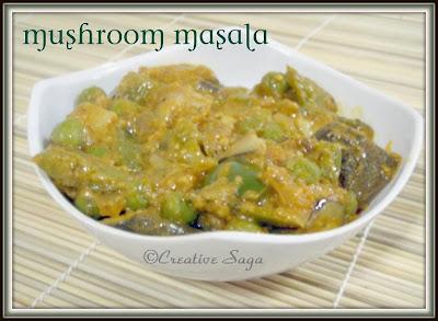 mushroom masal